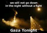 Gaza Tonight